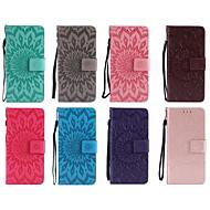 billiga Mobil cases & Skärmskydd-fodral Till LG V30 / Q8 Plånbok / Korthållare / med stativ Fodral Mandala Hårt PU läder för LG X Power / LG V30 / LG V20 / LG G6