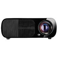 BL-20 Android LCD Hjemmebiografprojektor LED Projektor 2600 lm Support 1080P (1920x1080) 32-200 inch Skærm / WVGA (800x480)