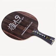 baratos Tenis de Mesa-DHS® GT9 FL Ping Pang/Tabela raquetes de tênis Vestível Durável De madeira Fibra de carbono 1