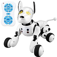cheap Robots, Monsters & Space Toys-2.4G Wireless Remote Control Smart Dog Electronic Pets Dog Animal Singing Dancing Walking A Grade ABS Plastic Boys' Girls' Toy Gift