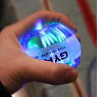 """baratos Equipamentos & Acessórios Fitness-Mão Spinner / Aparelhos Para Exercício das Mãos / Bola de pulso Com 2 2/5"""" (6 cm) Diâmetro PC Iluminação de LED, Treino de Força Para Unisexo Exercício e Atividade Física"""
