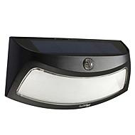 billige Utendørs Lampeskjermer-YouOKLight 1pc 2W Wall Light Solar Utendørsbelysning Kjølig hvit 5.5V