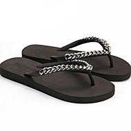 tanie Pantofle-Pantofle damskie Pantofle Zwyczajny EVA Jeden kolor