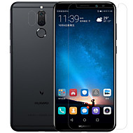 billiga Mobil cases & Skärmskydd-Skärmskydd Huawei för Mate 10 lite PET Härdat Glas 2 sts Front och kameralinsskydd Antiglans Anti-fingeravtryck Reptålig Ultratunnt