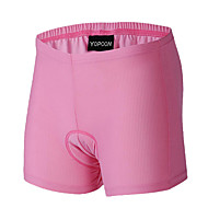 WEST BIKING® Biciklističke gaćice Žene Bicikl Kratke hlače Podstavljene kratke hlače Donje rublje Shorts Donji Proljeće Ljeto Silicon