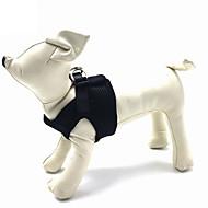 Γάτα / Σκύλος Εξαρτύσεις Προσαρμόσιμη / Τηλεσκοπικό / Αναπνέει Μονόχρωμο Νάιλον / Mesh Κόκκινο / Μπλε / Ροζ