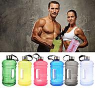 billige Sykkeltilbehør-Vannflasker Multifunksjonell Avslappet / Trening Plastikker Himmelblå / Rød / Grønn - 1 pcs