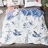 cheap Home Textiles-Comfortable Poly / Cotton Blend Poly / Cotton Blend Reactive Print 300 Tc Floral