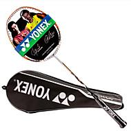 preiswerte Badminton-Badmintonschläger Extraleicht(UL) Langlebig Kohlefaser 2 für