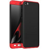 billiga Mobil cases & Skärmskydd-fodral Till Xiaomi Mi 5X / Mi 5s Stötsäker / Ultratunt Fodral Enfärgad Hårt PC för Xiaomi Mi 5X / Xiaomi Mi 5s / Xiaomi Mi 5