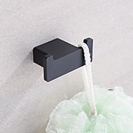 Χαμηλού Κόστους Πεπαλαιωμένος Μπρούτζος Series-Γάντζος για μπουρνούζι Υψηλή ποιότητα Μοντέρνα Ορείχαλκος 1pc - Ξενοδοχείο μπάνιο Επιτοίχιες
