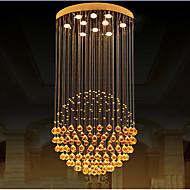 billige Taklamper-Anheng Lys Nedlys - Krystall LED, Moderne / Nutidig, 110-120V 220-240V, Varm Hvit, Pære Inkludert
