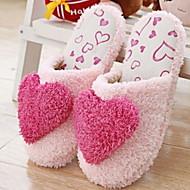 tanie Pantofle-Pantofle damskie Pantofle Zwyczajny Spinning Bawełna Jeden kolor