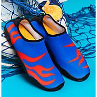 tanie Obuwie chłopięce-Dla dziewczynek Dla chłopców Buty Spandeks Oddychająca Mesh Wiosna Lato Lekkie podeszwy Comfort Mokasyny i pantofle Sporty wodne Spacery