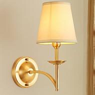 baratos Luzes para Espelho-Impermeável Rústico / Campestre Iluminação do banheiro Banheiro Metal Luz de parede 220-240V 40 W / E14