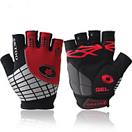 cheap Cycling Gloves-Sports Gloves Bike Gloves / Cycling Gloves Anti-Slip Wearable Breathable Anti-Shock Mitts Cotton Nylon Cycling / Bike