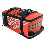 ROSWHEEL 5 L Váztáska Túratáska csomagtartóra / Kétoldalas túratáska Vízálló Ütésvédelem Kerékpáros táska Bőr Műanyag Kerékpáros táska Kerékpáros táska Kerékpározás / Kerékpár