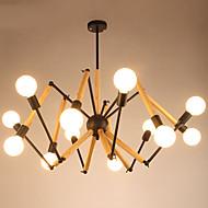 billige Takbelysning og vifter-LightMyself™ Anheng Lys Omgivelseslys Land Moderne / Nutidig, 110-120V 220-240V, Varm Hvit Hvit, Pære Inkludert