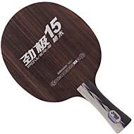 baratos Tenis de Mesa-DHS® POWER.G15 FL Ping Pang/Tabela raquetes de tênis Vestível Durável De madeira Fibra de carbono 1