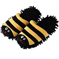 tanie Pantofle-Pantofle damskie / Pantofle męskie Pantofle Zwyczajny Spinning Bawełna / Bawełna Wzór zwierzęcy / Jeden kolor