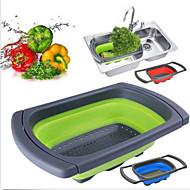 tanie Akcesoria do owoców i warzyw-Narzędzia kuchenne PP (polipropylen) Kreatywne Czyszczenie dla owoców 1 szt.