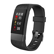 tanie Inteligentne zegarki-Inteligentne Bransoletka Ekran dotykowy Pulsometr Wodoszczelny Spalone kalorie Krokomierze Obsługa aparatu Wielofunkcyjne Informacje
