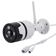 billige Utendørs IP Nettverkskameraer-WANSCAM 2 mp IP Camera Utendørs Support64 GB / CMOS / 50 / 60 / Dynamisk IP-adresse / iPhone OS