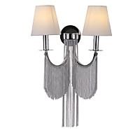 billige Vegglamper-QIHengZhaoMing Øyebeskyttelse LED / Moderne / Nutidig Vegglamper Stue / Leserom / Kontor Metall Vegglampe 110-120V / 220-240V 5W