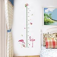 Calcoman as para medir la estatura adhesivos de pared for Calcomanias para dormitorios