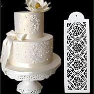 preiswerte -Backwerkzeuge Kunststoff Kreativ Kuchen / Party / Geburtstag Dessert Dekorateure / Dessert-Werkzeuge 1pc