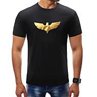 Majica s rukavima Muškarci-Osnovni Dnevno Sport Životinja Print