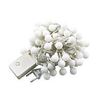 billiga Belysning-10m Ljusslingor 100 lysdioder Varmvit Kallvit Multifärg USB Vattentät Dekorativ USB Powered 1st