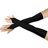 Handsker Inspireret af Andre Anime Cosplay Tilbehør Handsker Lycra® Herre / Dame Cosplay / Dansehandske / Mode Halloween Kostumer
