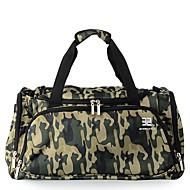 Χαμηλού Κόστους Τσάντες αποσκευών και ταξιδίου-Νάιλον Γεωμετρικό Τσάντα ταξιδιού Σχέδιο / Στάμπα για ΕΞΩΤΕΡΙΚΟΥ ΧΩΡΟΥ Ανοιξη καλοκαίρι Πράσινο Χακί