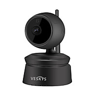 billige IP-kameraer-VESKYS 2mp IP Camera Innendørs with Primær 128GB