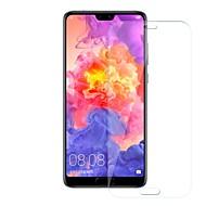 billiga Mobiltelefoner Skärmskydd-Skärmskydd Huawei för Huawei P20 TPU-hydrogel 1 st Displayskydd framsida Anti-fingeravtryck Reptålig Högupplöst (HD)