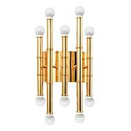 billige Vegglamper-JLYLITE Mini Stil Enkel / Moderne / Nutidig Vegglamper Stue / Entré Metall Vegglampe 110-120V / 220-240V 40W