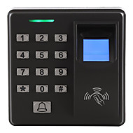 billige Tilgangskontrollsystem-M-F100 Adgangskontrolltastatur Fingeravtrykk / Passord / ID Kort Kontor / Fabrikk