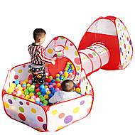 Legetelte og legetunneller Klassisk Tema Forældre-barninteraktion Udsøgt Simulering Unisex Børne Gave 3pcs