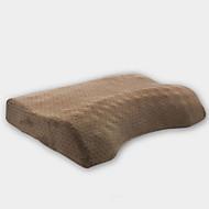 billige Puter-Komfortabel-overlegen kvalitet Memory Nakkepude Strekk comfy Pute Grått gåsedun Memory Skum Bomull Polyester