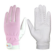 Χαμηλού Κόστους Γάντια του γκολφ-Ολόκληρο το Δάχτυλο Γυναικεία Διατηρείτε Ζεστό Φοριέται Αναπνέει Αντιολισθητικά Γκολφ Γάντι Ύφασμα