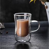 Χαμηλού Κόστους Ποτήρια & Κούπες-drinkware Υψηλό γυαλί βορίου Γυαλί Φορητό φίλη δώρο δώρο Boyfriend Θερμομονωτικά Cute 1pcs