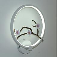 billige Vegglamper med LED-Anti-refleksjon / Mini Stil / Øyebeskyttelse Original / Moderne / Nutidig Vegglamper Stue / Soverom / Kjøkken Aluminum Vegglampe 110-120V