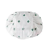 お買い得  コスメティックバッグ-ポリエステル 化粧ポーチ アイレット のために カジュアル オールシーズン レインボー / スカイブルー / ピンク