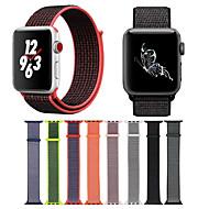 Pogledajte Band za Apple Watch Series 3 / 2 / 1 Apple Moderna kopča Najlon Traka za ruku