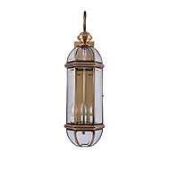 baratos Arandelas de Parede-JLYLITE Estilo Mini Tradicional / Clássico Luminárias de parede Quarto / Quarto de Estudo / Escritório Metal Luz de parede 110-120V /
