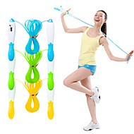 cheap Fitness Accessories-Jump Rope / Skipping Rope Exercise & Fitness Jumping / Durable / Help to lose weight Plastics / PVC