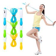 tanie Inne akcesoria fitness-Skakanka / skakanka Fitness Skoki Trwały Pomoc w utracie wagi Tworzywa sztuczne PVC -
