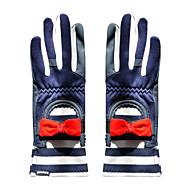 Χαμηλού Κόστους Γάντια του γκολφ-Ολόκληρο το Δάχτυλο Γυναικεία Διατηρείτε Ζεστό Φοριέται Αναπνέει Αντιολισθητικά Γκολφ Γάντι PU Δέρμα