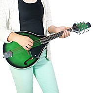 cheap Musical Instruments-Mandolin Wooden Metal 8pcs No